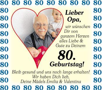 Geschenkideen fur opa zum 80 geburtstag