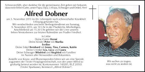Alfred Dobner