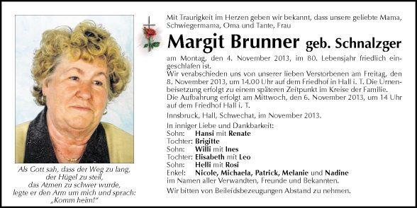 Margit Brunner
