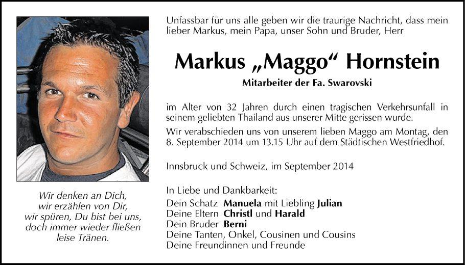 Markus Hornstein - Bilder, News, Infos aus dem Web Hornstein
