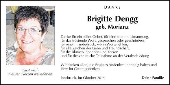 Brigitte Dengg