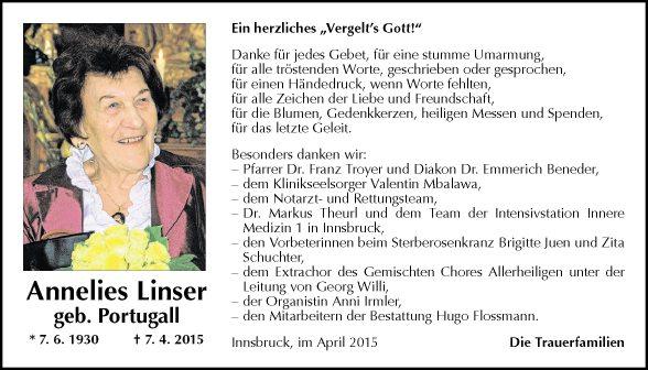 Annelies Linser