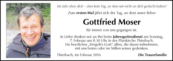 Gottfried Moser