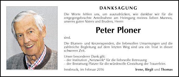 Peter Ploner