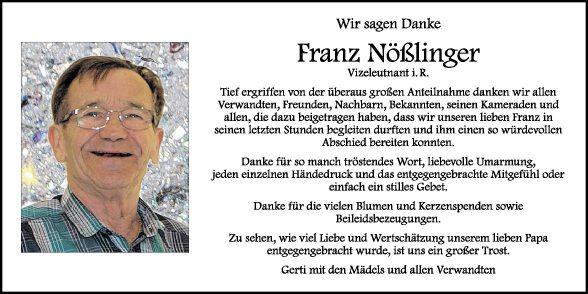 Franz Nößlinger