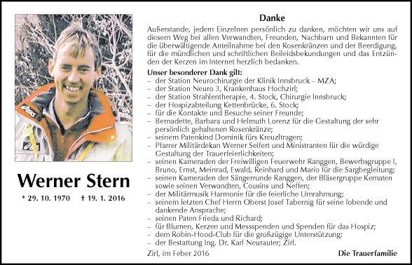 Werner Stern