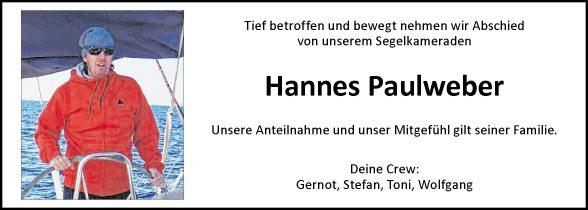 Hannes Paulweber