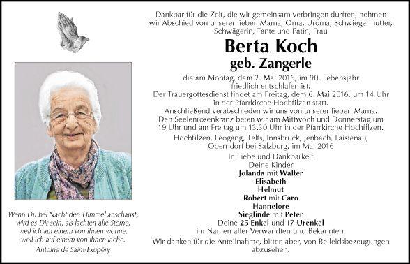 Berta Koch