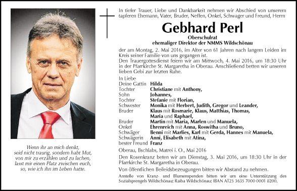 Gebhard Perl