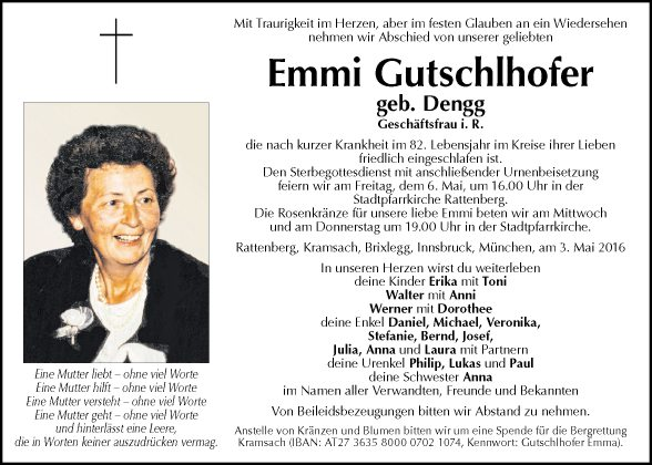 Emma Gutschlhofer