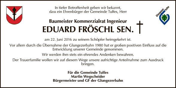 Eduard Fröschl