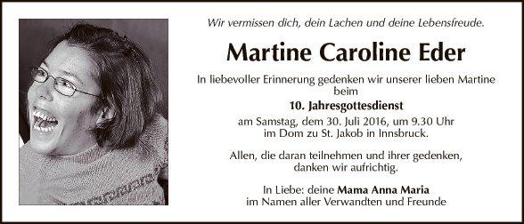 Martine Caroline Eder