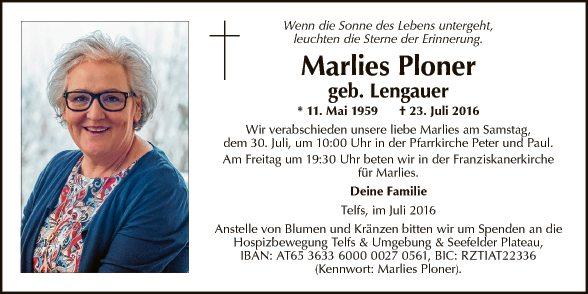 Marlies Ploner