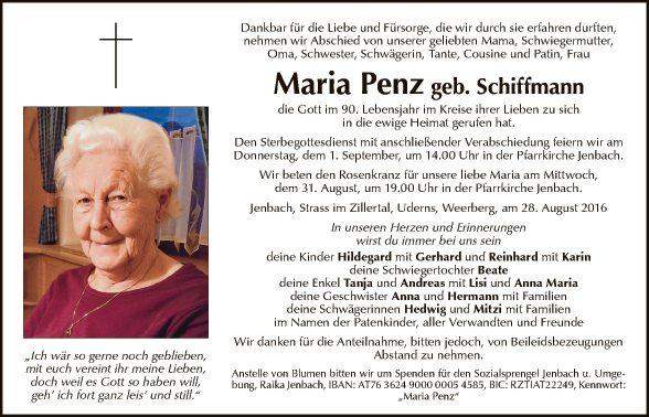 Maria Penz