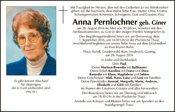 Anna Pernlochner