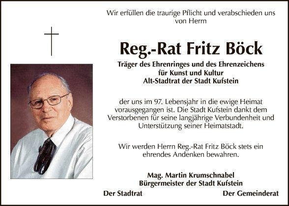 Fritz Böck