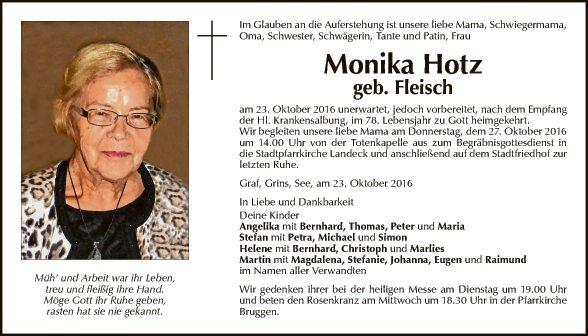 Monika Hotz