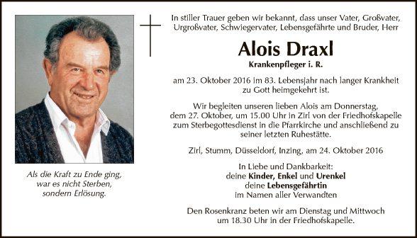 Alois Draxl