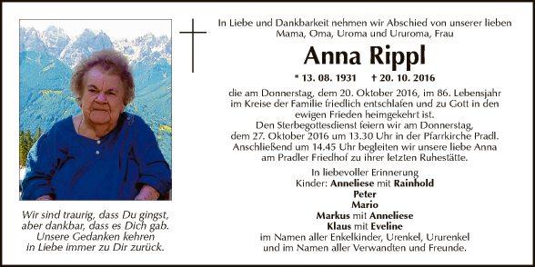 Anna Rippl