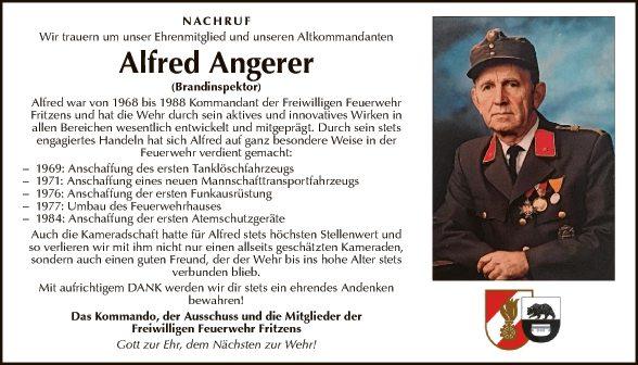 Alfred Angerer