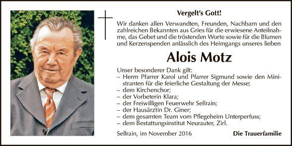 Alois Motz