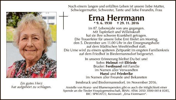 Erna Herrmann