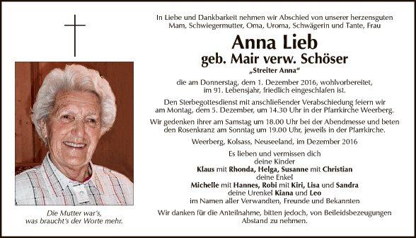 Anna Lieb