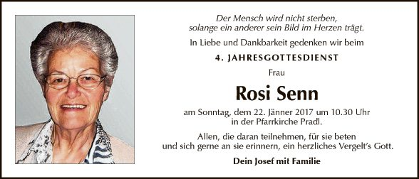 Rosi Senn