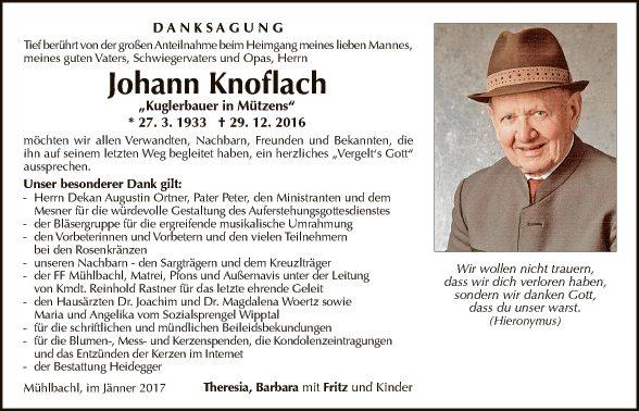 Johann Knoflach