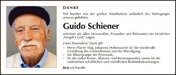 Guido Schiener