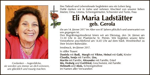 Eli Maria Ladstätter