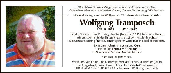 Wolfgang Tramposch
