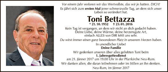 Toni Betazza