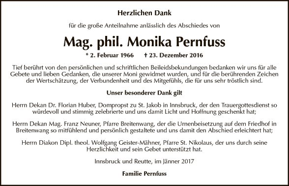 Mag. phil. Monika Pernfuss