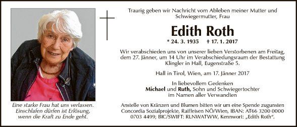 Edth Roth