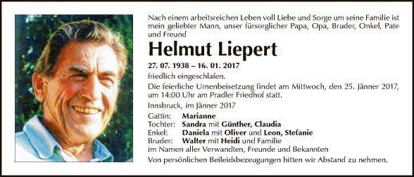 Helmut Liepert