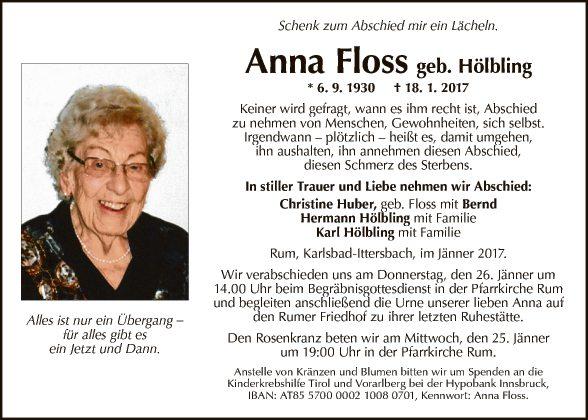 Anna Floss