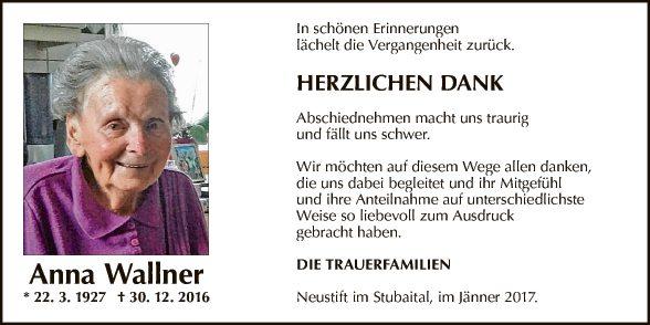 Anna Wallner