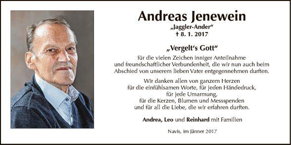 Andreas Jenewein