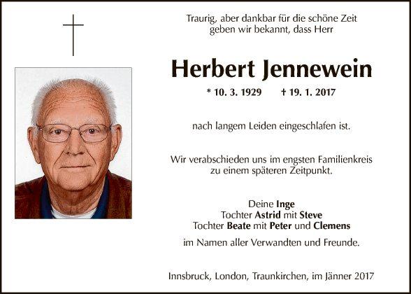 Herbert Jennewein