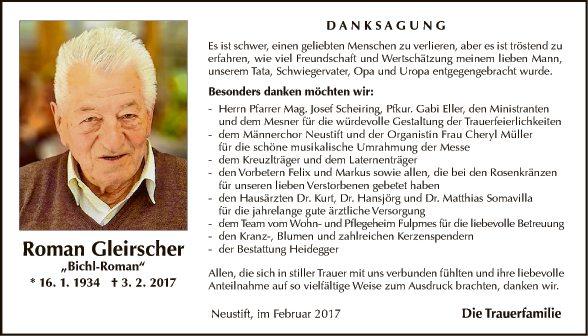 Roman Gleirscher