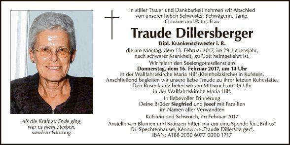 Edeltraud Dillersberger