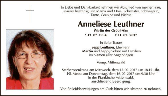 Anneliese Leuthner