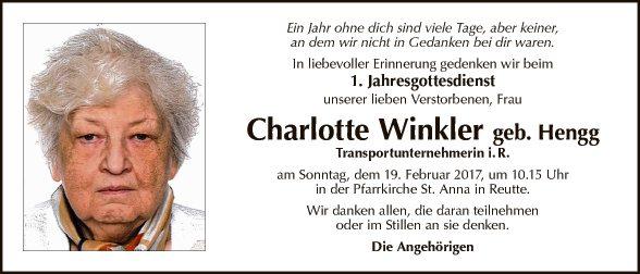 Charlotte Winkler