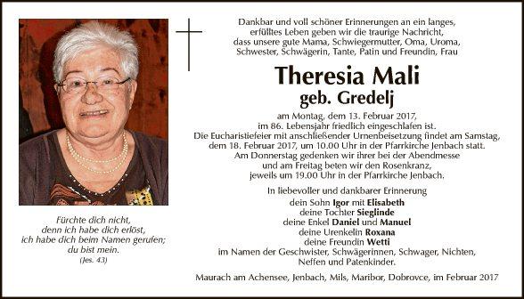 Theresia Mali