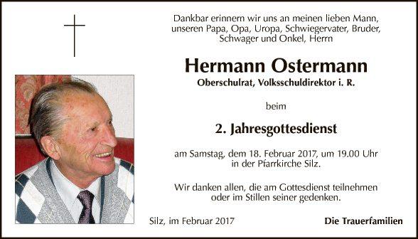 Hermann Ostermann
