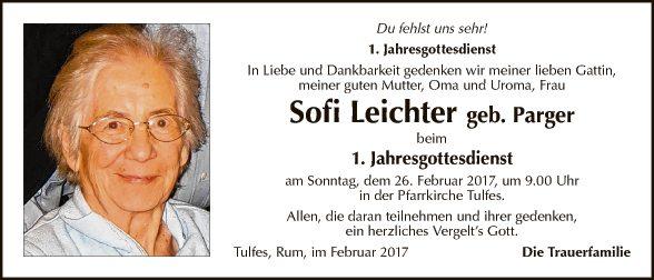 Sofi Leichter