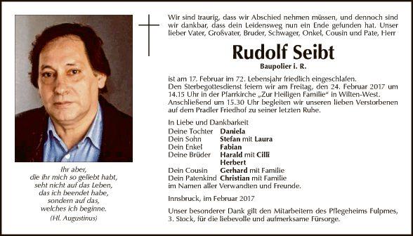 Rudolf Seibt