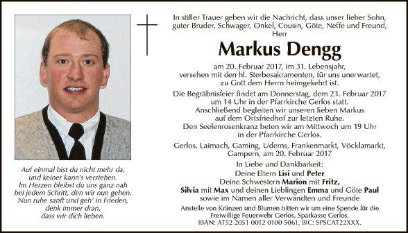 Markus Dengg