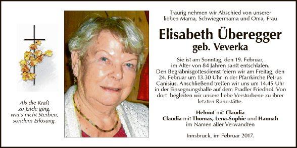 Elisabeth Überegger